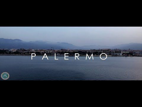 Palermo - Sicily,  in amazing cinematic 4K film