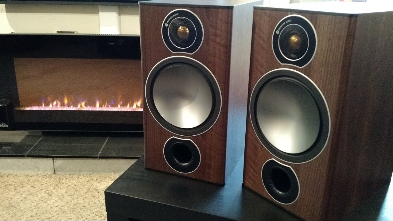 Análisis altavoces Monitor Audio Bronze 2