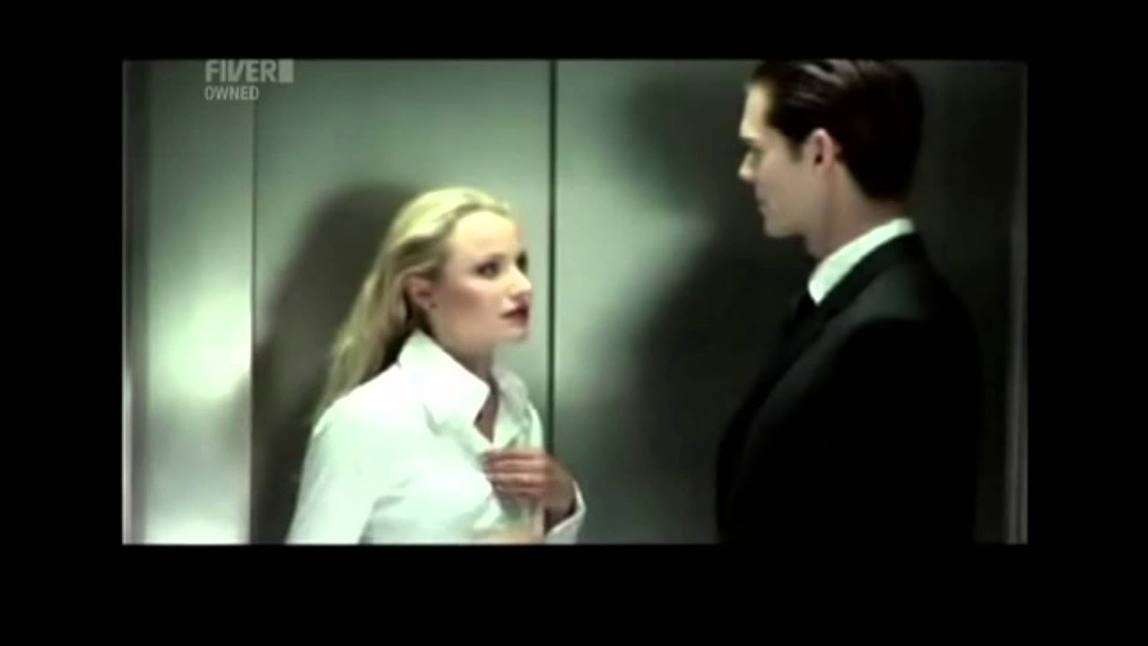 Together With A Beautiful Girl Stuck In An Elevator - Youtube-9912