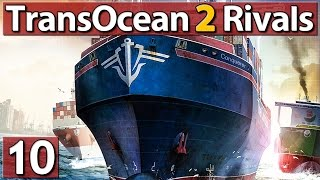 Trans Ocean 2 Rivals #10 Keyshops zum Einparken Gameplay Preview deutsch