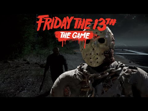 Friday The 13th The Game BETA Alpha Map