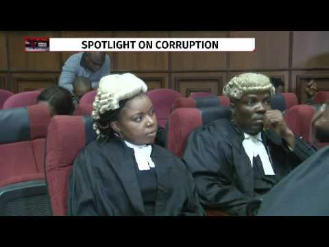 Nigerian supreme court Judge charged with corruption