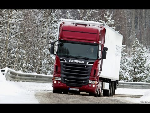 Автосимулятор Euro Truck Simulator 2 с Logitech MOMO Racing Force Feedback Wheel