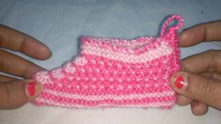 BABY BOOTIES (SLIPPERS)IN HINDI