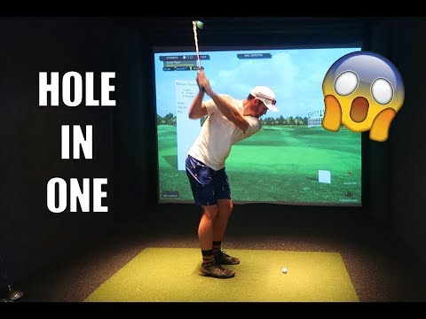 Brodie Smith's First Hole In One