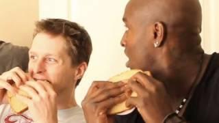 Zocker und Sandwiche