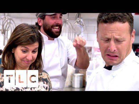 'It Tastes Like Antifreeze!' | Cake Boss
