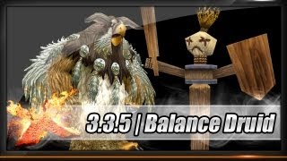 [Guide] - Druid - Balance Patch 3.3.5 - Rotation / Specs / Glyphs - Full HD