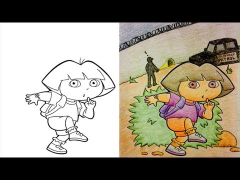 - MOST INAPPROPRIATE CHILDREN COLORING BOOK DRAWINGS - YouTube