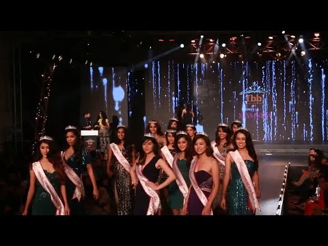 Crowning Moments: fbb Colors Femina Miss India East 2017