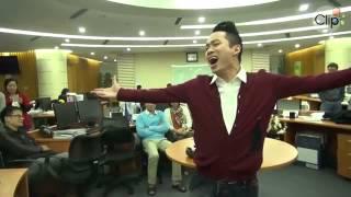 Tùng Dương hát mộc ' Trên ĐỈNH  Phù Vân'