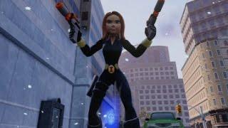 Disney Infinity 2.0 - Marvel Super Heroes - Black Widow (Level 20 Character Showcase)