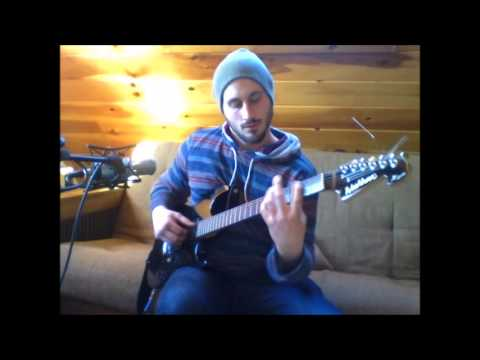 How To Play Beware Of Darkness All Who Remain Electric Guitar