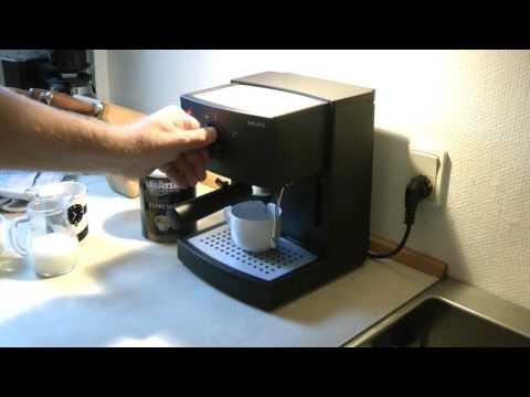 My new (old) Krups FNC1 Espresso machine