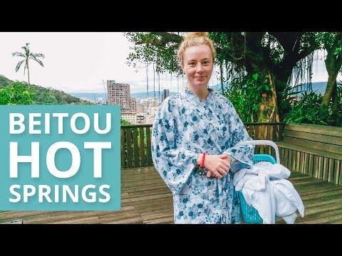 BEITOU HOT SPRINGS - TAIPEI CITY, TAIWAN