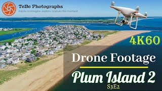 4K60 Drone Footage | Plum Island, MA II