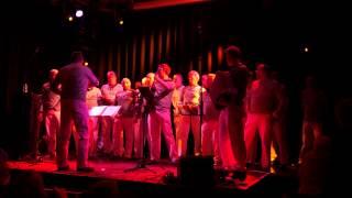 Nieuwendammer Shantykoor, Paradiso 11 01 2015