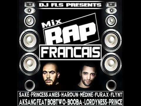 Dj Fls - Mix Rap Francais ( Saké - Médine - Flynt - Furax - Haroun.. )