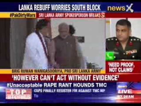 India blames Pakistan man in Lanka for orchestrating terror