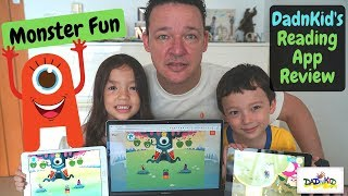Teach Your Monster to Read Review: Fabulous, Free Phonics Fun for Kids.