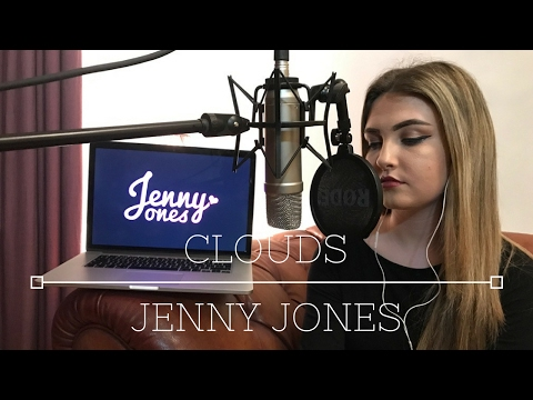 Before you Exit - Clouds cover by Jenny Jones