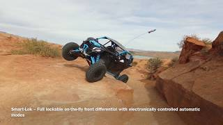 Can-Am Maverick X3 X RC Turbo R Rock Crawling Review