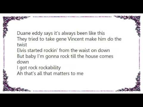 Rockability Lyrics