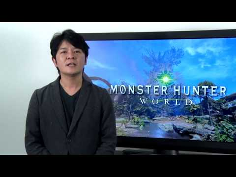Monster Hunter: World - Ryozo's Title Update Message