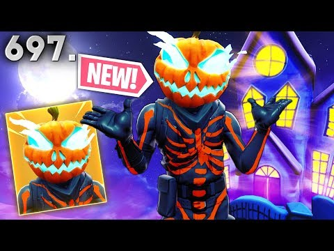 NEW *PUMPKIN TROOPER* SKIN..!!! Fortnite Funny WTF Fails and Daily Best Moments Ep.697