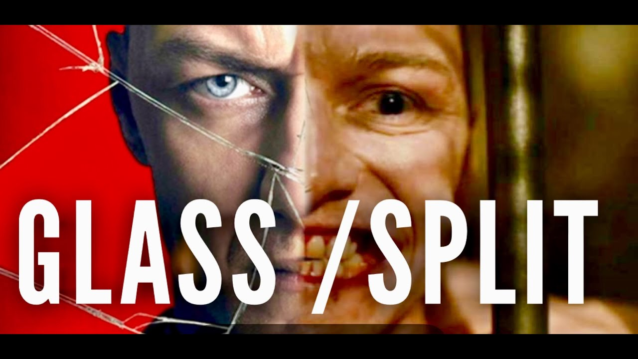Movie Poster 2019: Glass 2019 Official Trailer (Released) Road To War