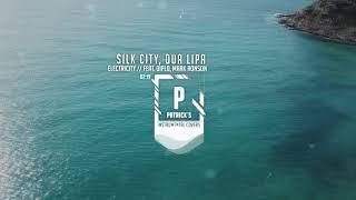 Silk City, Dua Lipa - Electricity ( Instrumental ) ft. Diplo, Mark Ronson Video