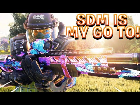 So the Rumors about the SDM are True... 😍 (Squad Game W/ Supporters)