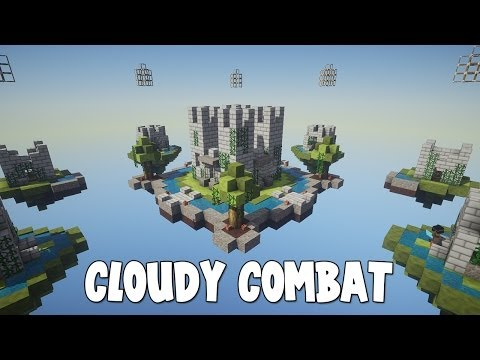 Minecraft PC - Cloudy Combat/VLOG