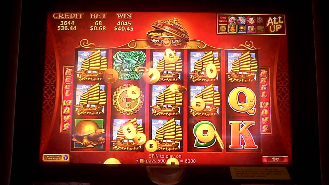 fortunes 888 slots machine