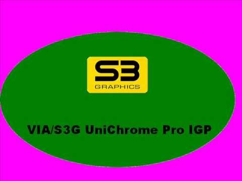 VIA CN800 Graphics Drivers (2019)