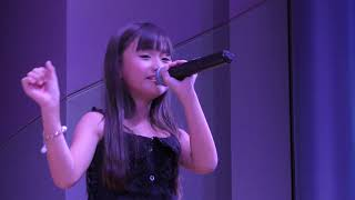 Yuune Sakurai, 10 yrs old played at Shibuya Idol Theatre.