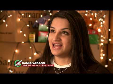 Dania's Story: Operation Christmas Child