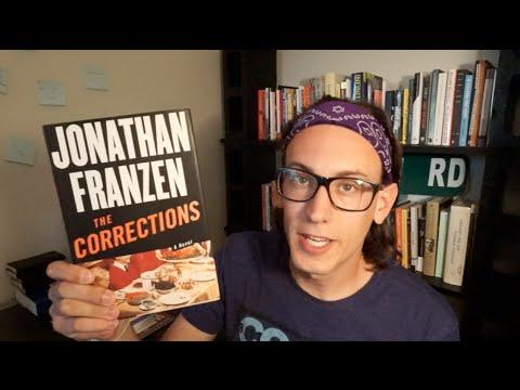 The Corrections, Jonathan Franzen BOOK REVIEW