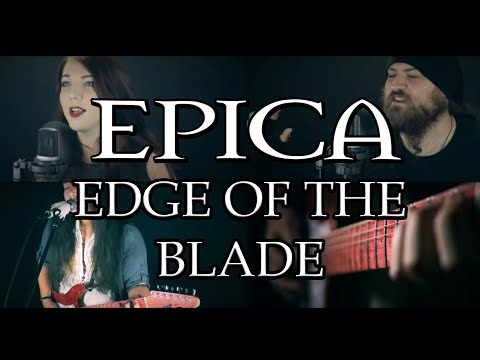 EPICA - Edge Of The Blade (Cover by Alina Lesnik feat. Marco Paulzen and Fuhito Nakamura))