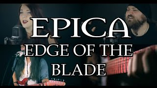 EPICA Edge Of The Blade Cover By Alina Lesnik Feat Marco Paulzen And Fuhito Nakamura