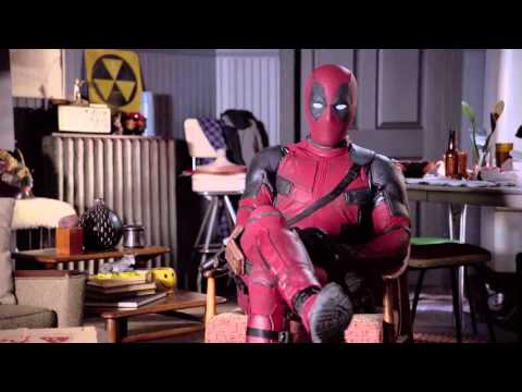 Deadpool encourages you to 'Touch Yourself Tonight', new IMAX promo released