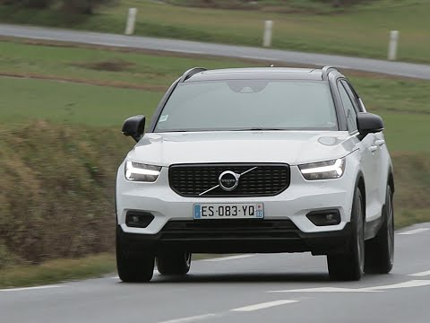 Essai Volvo XC40 T5 AWD Geartronic 8 First Edition 2018