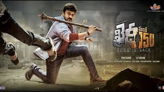 Khaidi No 150 2017 Telugu 720p full movie || Chiranjeevi,Kajal