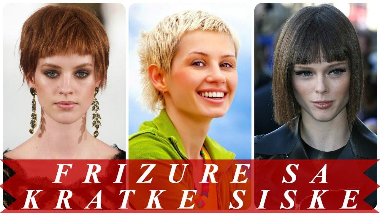 2 brze frizure za devojcice - YouTube  |Frizure Sa Figarom