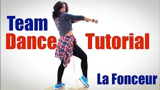 La Fonceur - TEAM IGGY AZALEA DANCE TUTORIAL STEP BY STEP CHOREOGRAPHY | HOW TO DANCE | OFFICIAL NEW