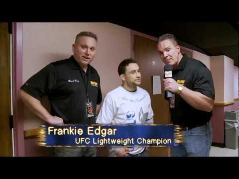 Edgar vs Henderson Exclusive Ring Fever Interview