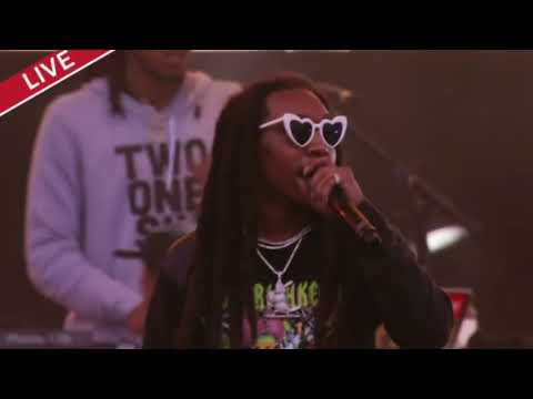 Migos Perform Live at Made in America 2017