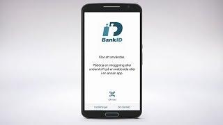 Mobilt BankID - så här funkar det