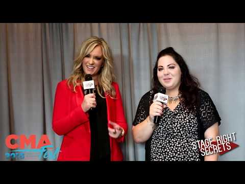 Clare Dunn CMA Fest Interview