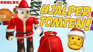 Help Santa Claus 🎅 Roblox Swedish